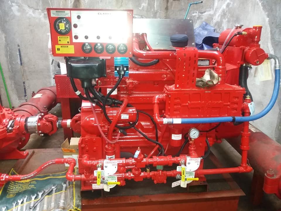 motor para clorox
